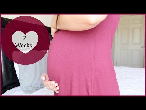 7 WEEKS PREGNANT | THIRD PREGNANCY