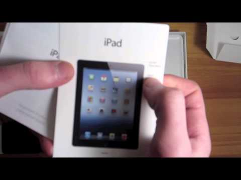 Unboxing: the new iPad (3rd gen)