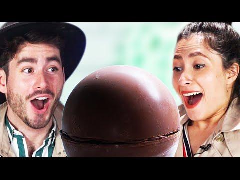 We Recreated The Original Nestlé Wonder Ball