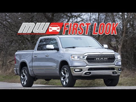 2019 Ram 1500 | First Look