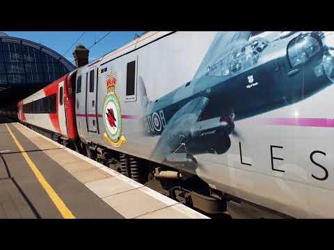 Lner service 11:17 departure from Darlington(DAR) to  Edinburgh Waverley