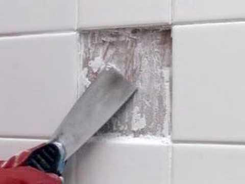 Collins DIY Survival Demos - How to Fix a Broken Tile