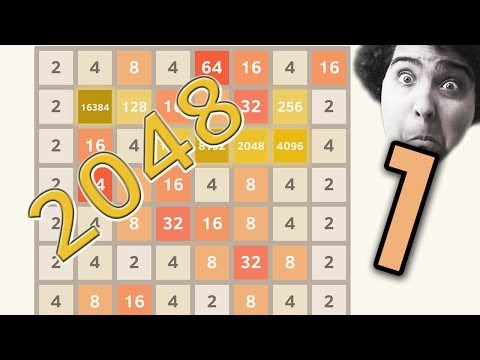 Carlos.Tips - How to win at 2048 - Part 1 [TechNewbs]