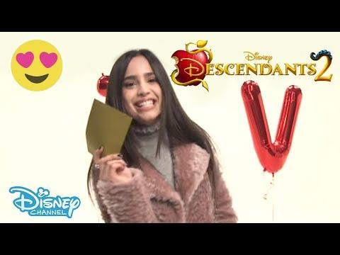 Descendants 2   🔴 Sofia Carson London LIVE Stream 🎥   Official Disney Channel UK
