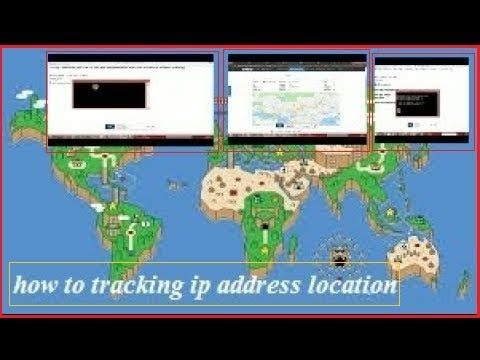 How To Tracking IP Address Location !!!!!!!!!!!!!
