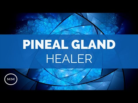 Pineal Gland Healer - Decalcify, Heal, and Activate the Pineal Gland - Binaural Beats