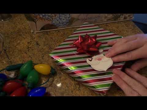 My Secret Santa Craft Supplies Unboxing!