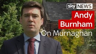 """Andy Burnham: """"PM Was Wrong To Make Immigration Pledge"""""""