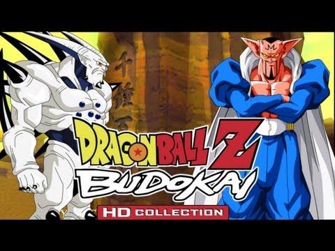 DBZ Budokai 3 HD - Omega Shenron vs Dabura