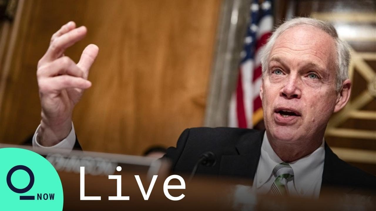 LIVE: Anti-Vaccine Doctor Testifies at Senate Homeland Security Hearing on Covid-19 Treatments