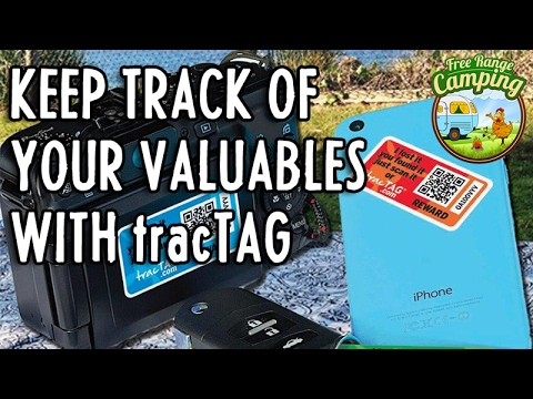 tracTAG, The ID Tag Solution To Find Your Property