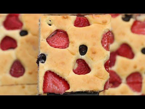Time-Saving Sheet Pan Pancakes