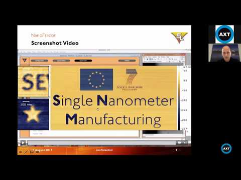 Nanofabrication by Thermal Scanning Probe Lithography - Webinar