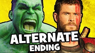 Thor Ragnarok DELETED SCENES, Changes & ALTERNATE ENDINGS (Part 2)