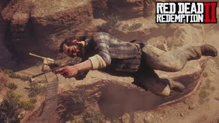 Red Dead Redemption II - Bridge of Death Compilation #3