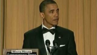 President Obama Roasts Donald Trump At White House Correspondents' Dinner!