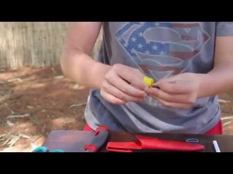 How to make a basic pen gun out of house hold items
