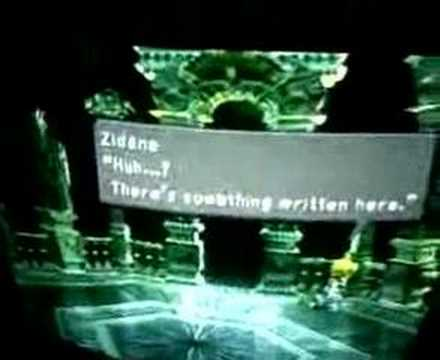 Final Fantasy IX - Getting Excalibur II