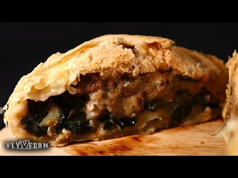 How To Make Mushroom Wellington