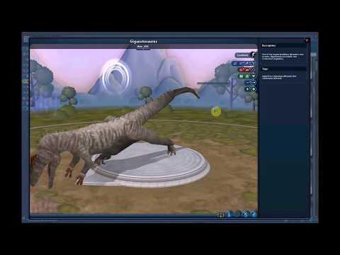 Spore Dinosaur Parts Mod v1.1