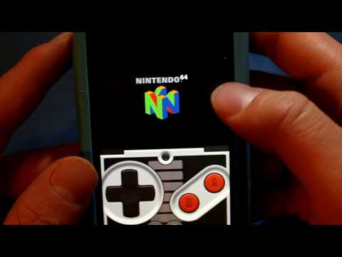 How To Get N64 Emulator and Roms FREE on iphone(NO COMPUTER)(HD)