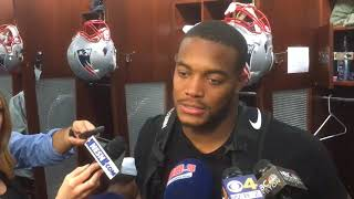 Trey Flowers thought fog in Gillette Stadium was smoke