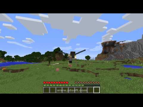 Minecraft How to Use a Cape
