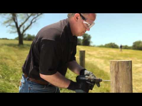 Electric Fence 101: Corner Brace Installation Guide - Zareba® Systems