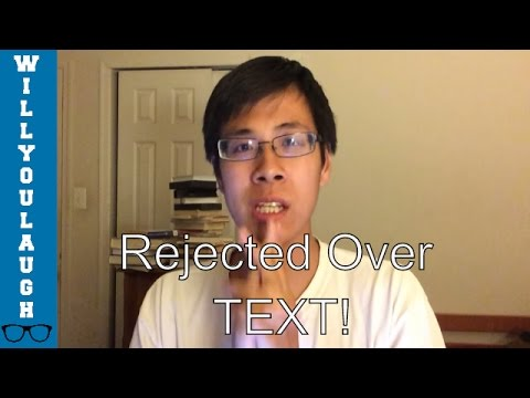 What Should A Girl Do If She is Rejected Over Text Message? ANSWERED
