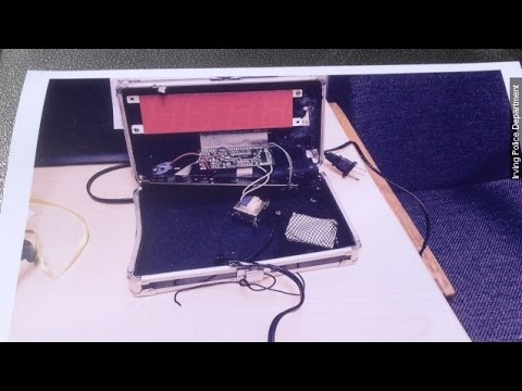 No Charges For Student Arrested With Homemade Clock - Newsy
