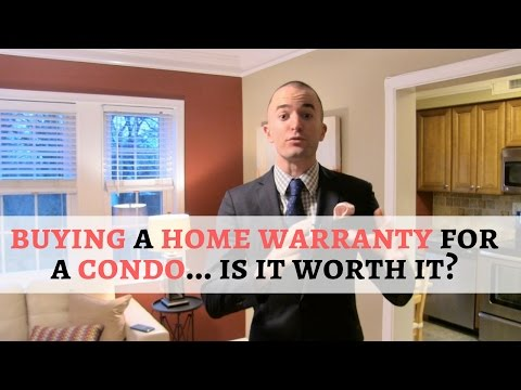 What is a Home Warranty? Home Warranty Cost | Should I Purchase a Home Warranty for a Condo?
