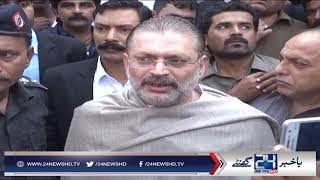 Sharjeel Memon lashes out at central government