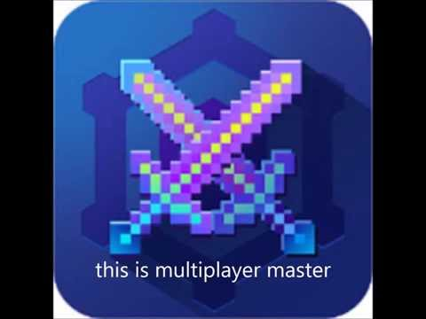 how to make your own minecraft pe server using multiplayer master PS (you can join servers too)