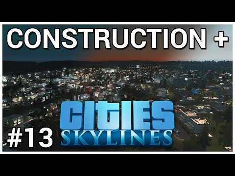 Bouncy Castle OF DEATH! = Construction + Cities: Skylines #13