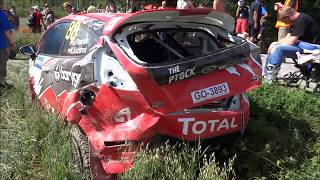 RALLY CRASH COMPILATION #3