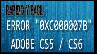 0xc000007b) After effects CS6 error Videos - 9tube tv