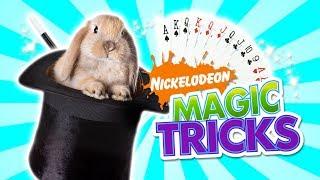 Nickelodeon Magic Tricks
