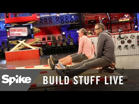 Behind The Scenes of Build Stuff Live
