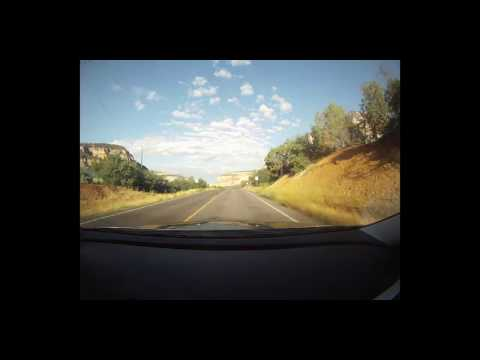 Road Trip to the Real World - NJ to CA Time Lapse Video