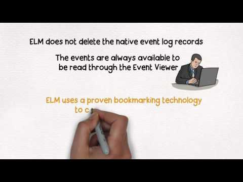 What is Event Log Monitoring