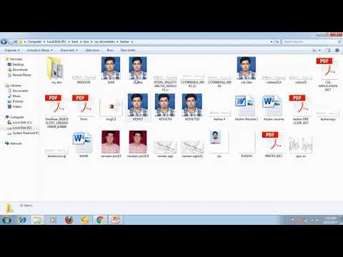 HOW TO FILL CDS APPLICATION 2017