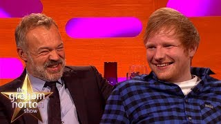 Ed Sheeran EXTENDED INTERVIEW on The Graham Norton Show