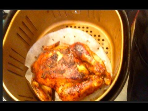 #381 - AIR FRYER / Re-Heating ROTISSERIE CHICKEN!