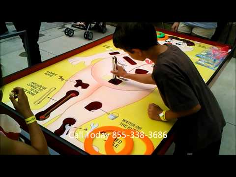 Lifesize Operation Game | Executive Events & Entertainment
