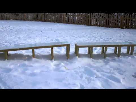 How to build a Snowboard Fun/Jib Box (very easy)