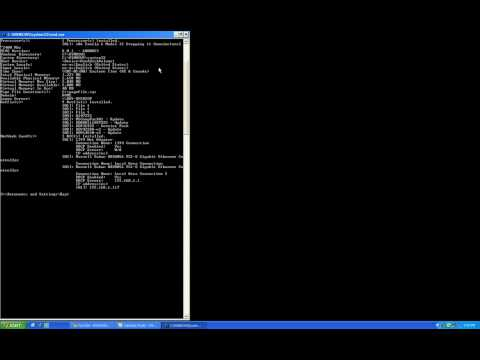 How To Check Windows System Info & Uptime