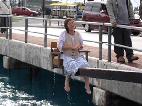 Bermuda - The Ducking Stool