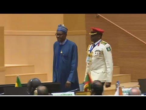 Nigeria: Buhari pledges to maximize focus on anti-corruption