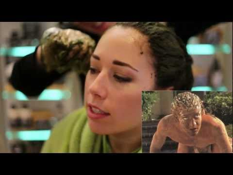 Women Try Henna Hair Dye Ladylike Lush Hair Dye Before And After