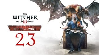 WITCHER 3: Blood and Wine #23 : Person in Distress